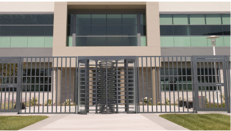 Why Alvarado is the Top Manufacturer of Full Height Turnstiles
