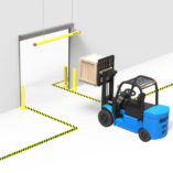 Forklift Safety Bars