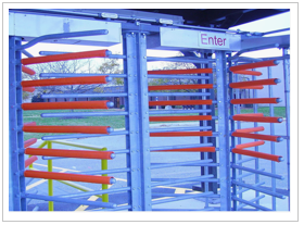 Benefits of Turnstile Safety Sleeves