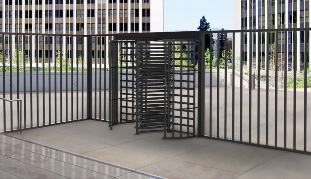 Benefits of Turnstiles over Doors