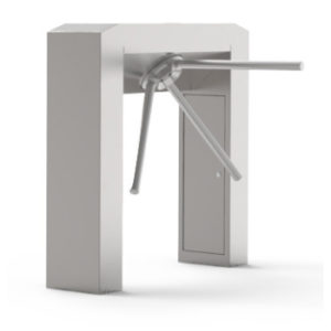 Alvarado EDM Series Waist High Turnstiles