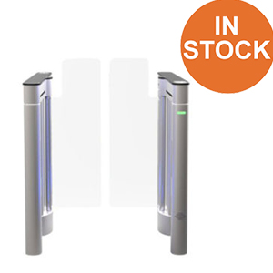 Alvarado SU5000 Swinging Barrier Optical Turnstile