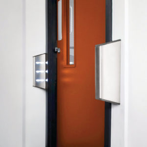 Smarter Security Door Detective Compact