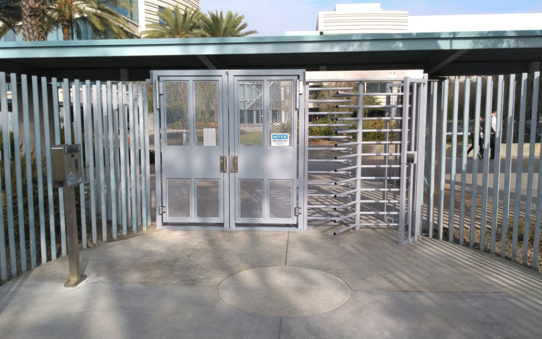 Looking for a Turnstile or Gate for Your Secured Access Solution?