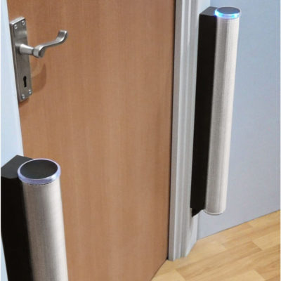 The Door Detective CL from Smarter Security is a leading interior door controlled access system.